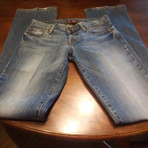 Lucky brand  Lil Emerald jeans